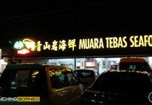 Muara Tebas Seafood