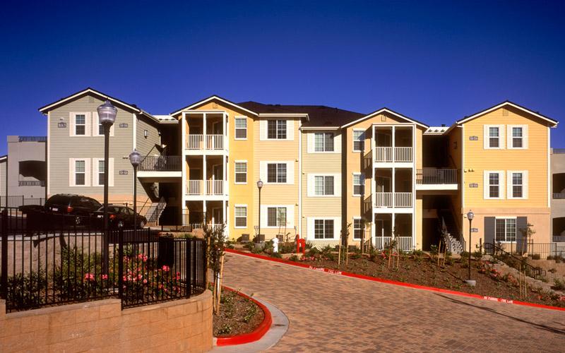 Pine Woods Sutter Creek CA Multifamily infill