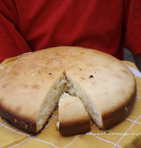 ciasto cytrynowe przepis