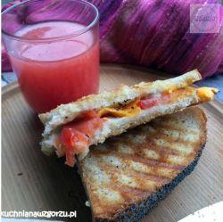kanapka na śniadanie