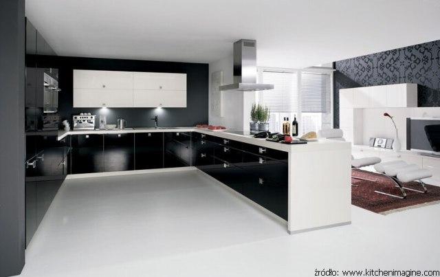 Kolory mebli kuchennych  kuchnieportalpl