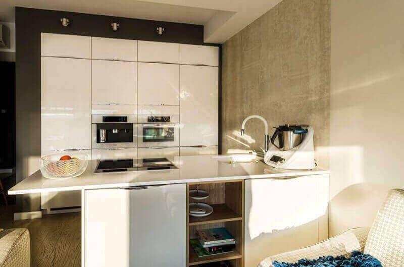 Kuchnia otwarta na salon aranacja kuchni z salonem  kuchnie z salonem  kuchnieportalpl