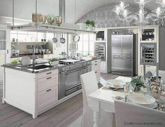 Kuchnia w stylu angielskim meble kuchenne styl angielski  jak j urzdzi  kuchnieportalpl