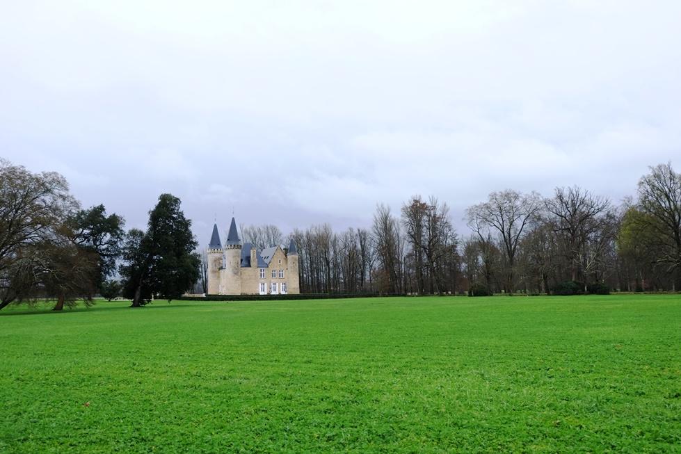 bordeaux - chateau dagassac - medoc- kucuk martha