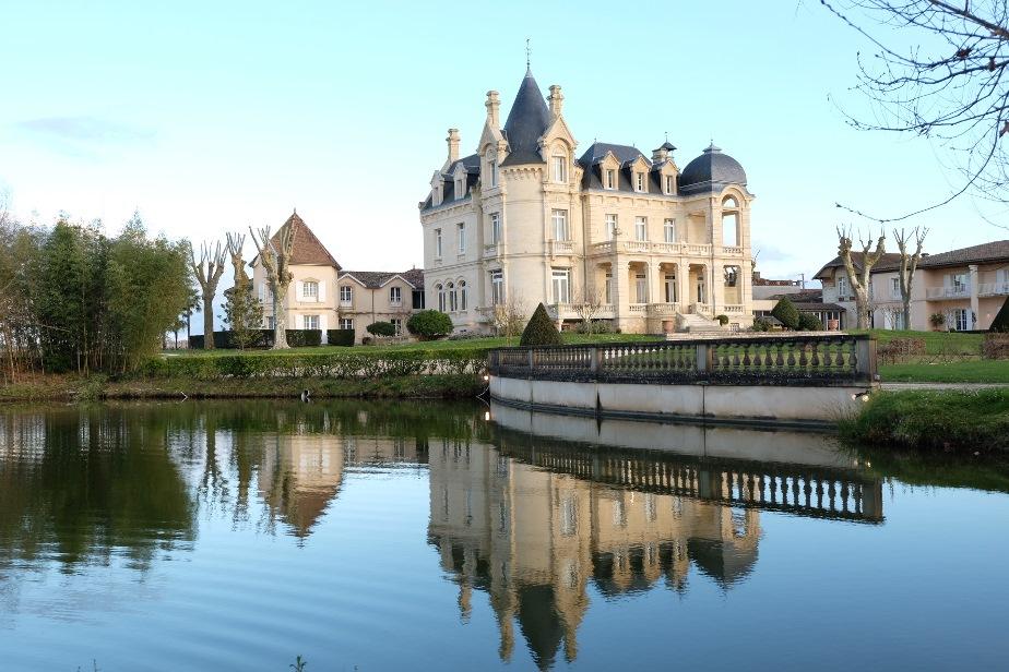 kucuk martha- saint emilion - chateau grand barrail 3