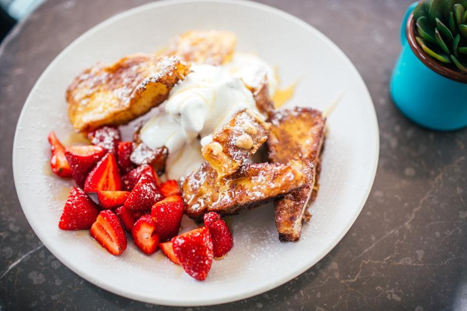 suadiye - beyaz fırın - küçük martha - mekan önerileri - kahvaltı - brunch- ballı kızarmış ekmek