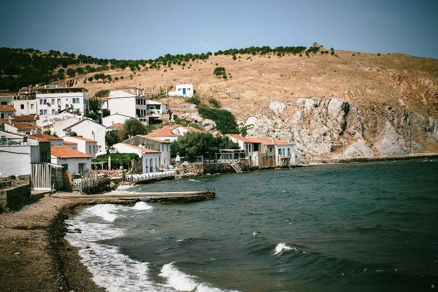 Bozcaada-Küçük Martha-Arka Deniz