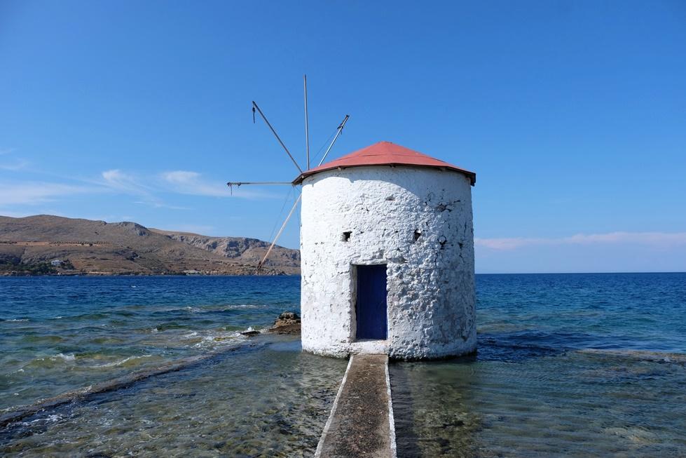 Küçük Martha - Gastronomi Rotası - Leros - Mylos Fish Restaurant 7
