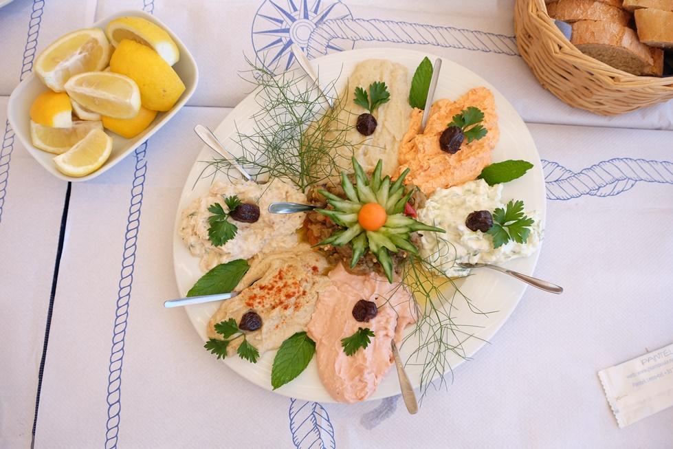 Küçük Martha - Gastronomi Rotası - Leros - TAVERNA APOSTOLIS 2
