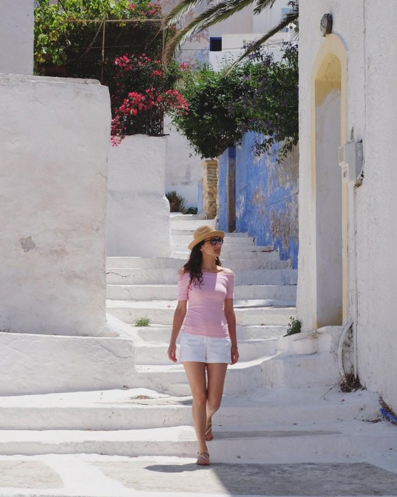 Küçük Martha - Gastronomi Rotası - Leros streets