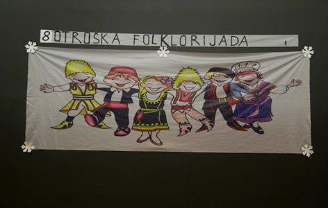 Osma međunarodna dječja folklorijada