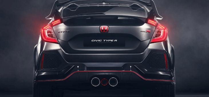Bulan Maret 2017 Honda Civic Type-R Bakal Muncul