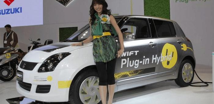 Mesin Listrik Untuk Suzuki Swift?