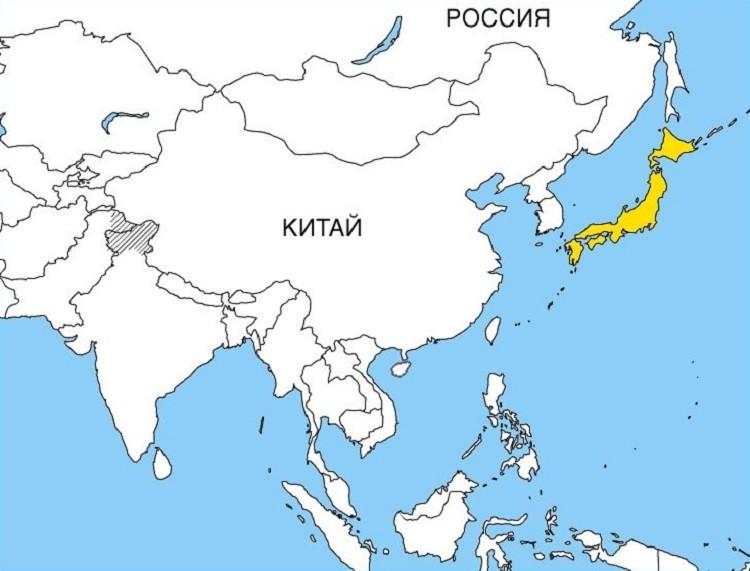 Karta Na Yuzhna Yaponiya Onlajn Satelitna Karta Na Yaponiya