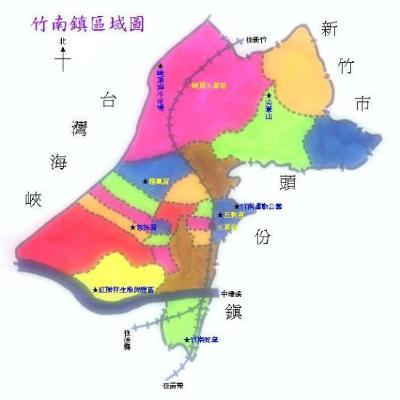 竹南鎮 - Zhunan - JapaneseClass.jp