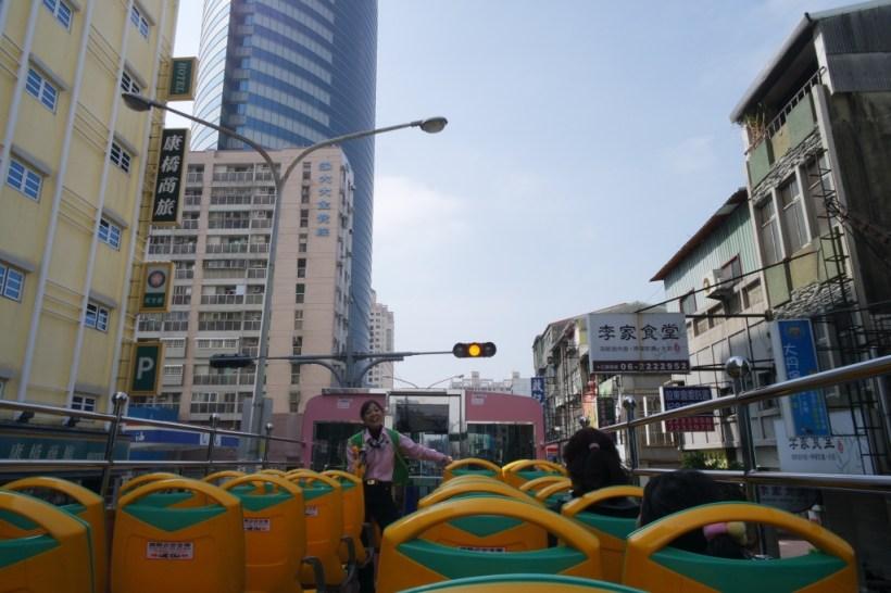 臺南 雙層巴士西環線體驗 – 記憶鮮明
