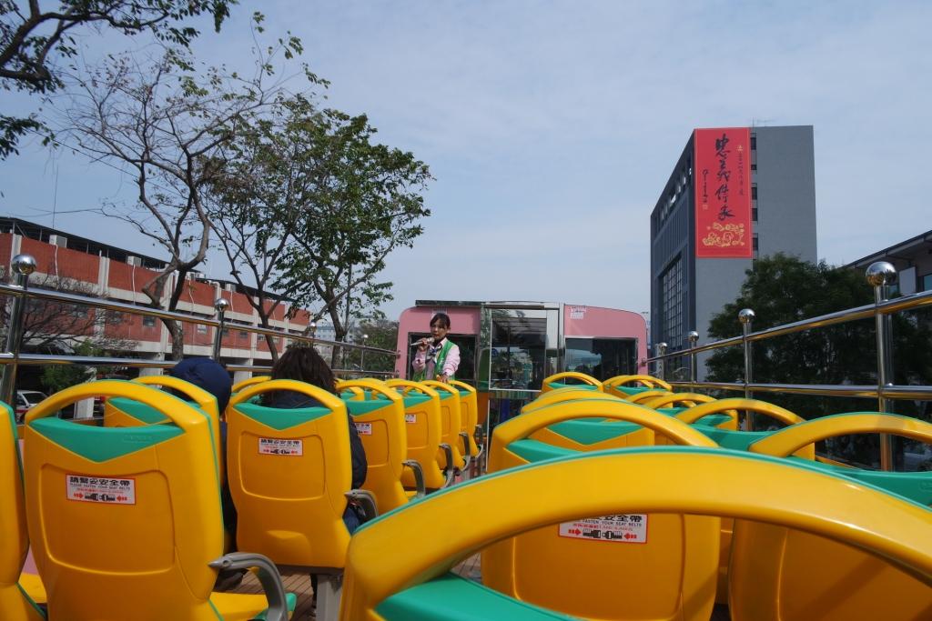 臺南-雙層巴士西環線體驗 – 記憶鮮明