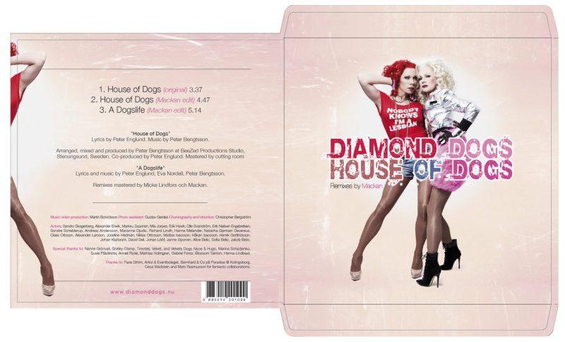 Diamond Dogs - CD