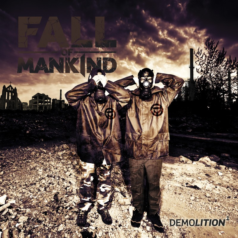 CD/album Fall of Mankind