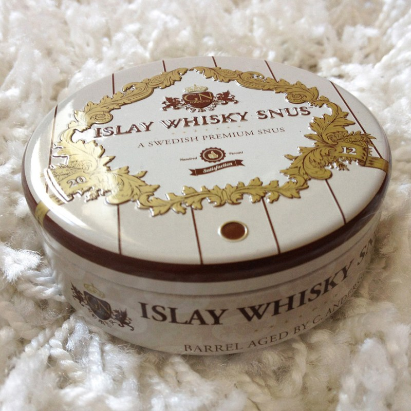 Islay Whisky Snus™