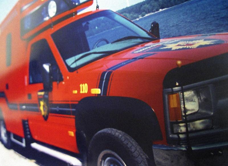 fordonsdekor Räddningstjänsten