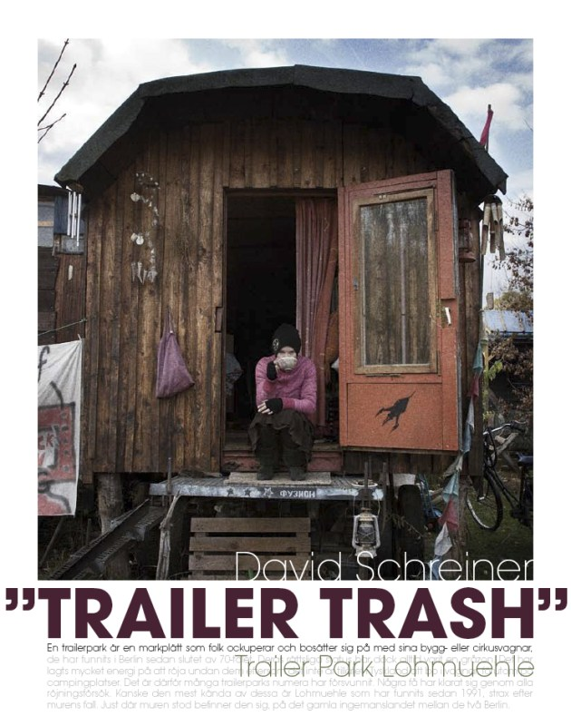 Trailer Trash David Schreiner