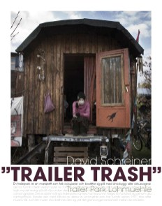 Trailer Trash David Schreiner