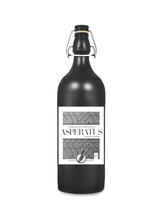 hembryggd öl veteöl asperatus