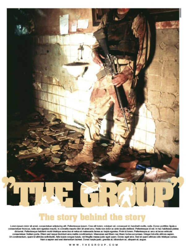 Filmaffisch The_Group