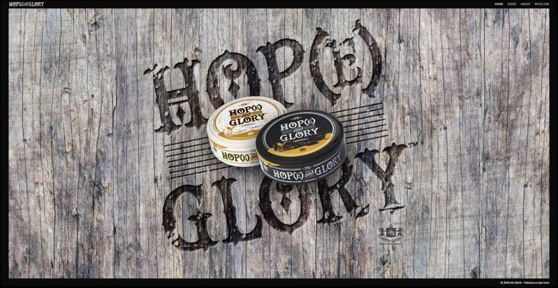 webbdesign Hope and Glory snus