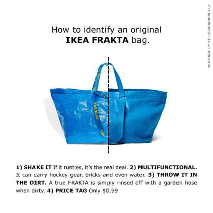 Ikea Balenciaga bag