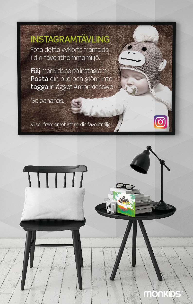 Instagramtävling MONKIDS™