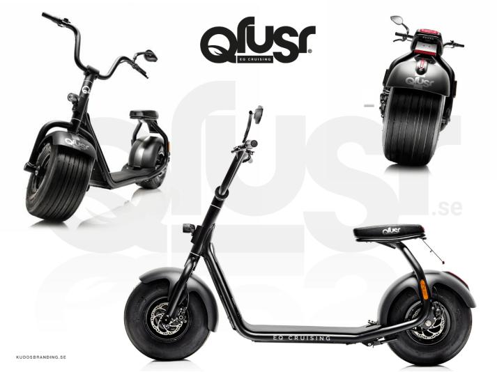 Qrusr – El Cruiser
