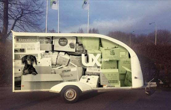 UX Home fordonsdekor släpvagn Norrköping Stockholm