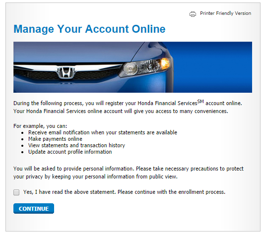 Click here to contact subaru directly. Www Hondafinancialservices Com Manage Your Account Online Kudospayments Com