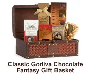 Godiva Chocolate Fantasy