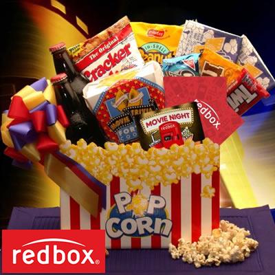 redbox movie night