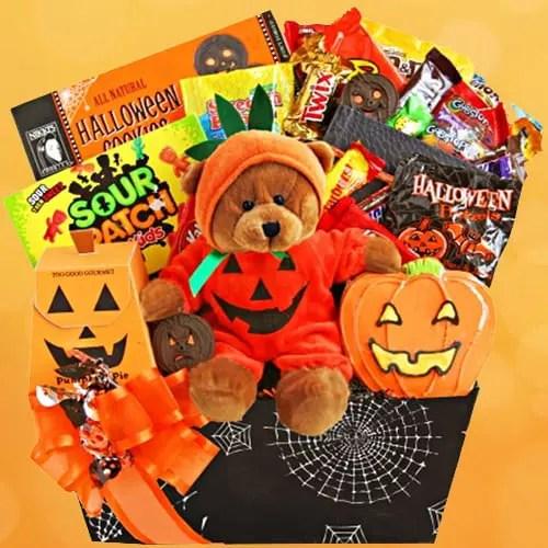 Twix Pumpkin Delight Gift Basket Sweepstakes