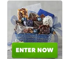 Harry & David Festive Chocolate Holiday Gift Basket Sweepstakes