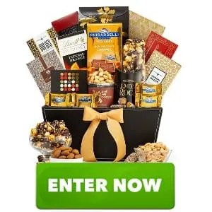 Executive Chocolates Choice Gourmet Gift Basket Sweepstakes