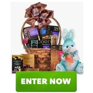 Godiva Easter Dream Gift Basket Sweepstakes