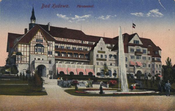 Obecna Polonia w Bad Kudowa rok 1927