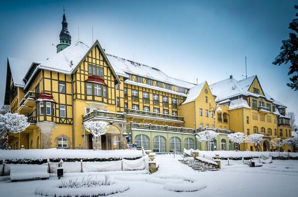 Kudowa Zdrój Szpital Uzdrowiskowy Polonia