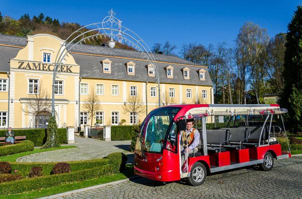 Pojazd Elektryczny Kudowa Zdrój