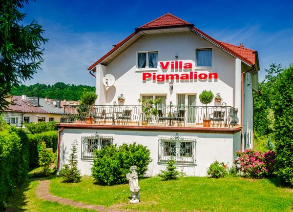 Villa Pigmalion Kudowa Zdrój