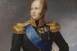 Car Aleksander 1
