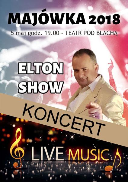 Elton Show Koncert