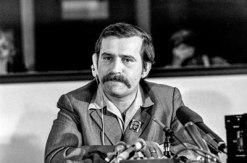 Lech Wałęsa w Kudowie Zdroju