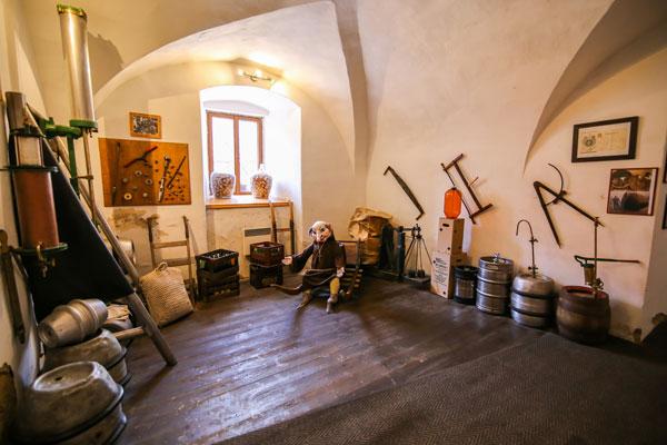 Browar Opat w miasteczku Broumov w Czeskiej Republice