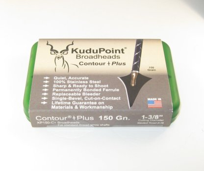 KP Contour Plus 150 grain broadhead
